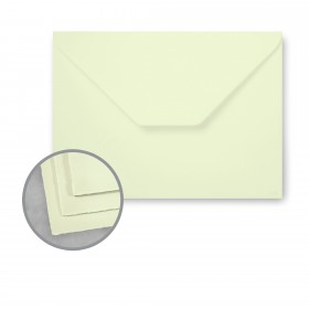 Arturo Celadon Envelopes - Arturo Large Invitation w/o Glue (6.13 x 8.38) 81 lb Text Felt 100 per Box