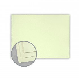 Arturo Celadon Flat Cards - Arturo Petite Enclosure Single (2 1/2 x 3 3/4) 96 lb Cover Felt 100 per Box