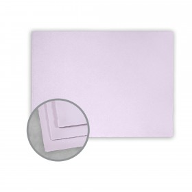 Arturo Lavender Flat Cards - Arturo Small Reply Single (5.12 x 3.35) 96 lb Cover Felt 100 per Box