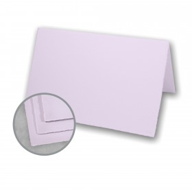 Arturo Lavender Folded Cards - Arturo Medium Greeting Folded Portrait (6.69 x 9.05) 96 lb Cover Felt 100 per Box