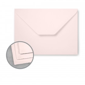 Arturo Pink Envelopes - Arturo Large Invitation w/o Glue (6.13 x 8.38) 81 lb Text Felt 100 per Box