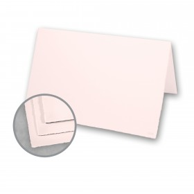 Arturo Pink Folded Cards - Arturo Medium Greeting Folded Portrait (6.69 x 9.05) 96 lb Cover Felt 100 per Box