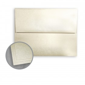 ASPIRE Petallics Autumn Hay Envelopes - A6 (4 3/4 x 6 1/2) 80 lb Text Metallic C/2S  250 per Box