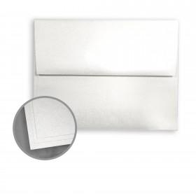 ASPIRE Petallics Beargrass Envelopes - A2 (4 3/8 x 5 3/4) 80 lb Text Metallic C/2S 30% Recycled 250 per Box
