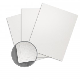 ASPIRE Petallics Beargrass Card Stock - 18 x 12 in 98 lb Cover Vellum C/2S  30% Recycled 125 per Package