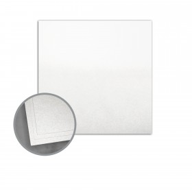 ASPIRE Petallics Beargrass Flat Cards - No. 6 1/4 Square (6 1/4 x 6 1/4) 98 lb Cover Metallic C/2S 30% Recycled 200 per Carton