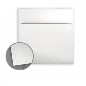 ASPIRE Petallics Beargrass Envelopes - No. 5 Square (5 x 5) 80 lb Text Metallic C/2S 250 per Box