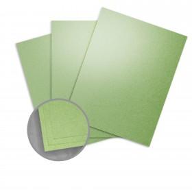 ASPIRE Petallics Greeneyes Paper - 28 x 40 in 81 lb Text Metallic C/2S 750 per Carton