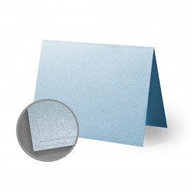 ASPIRE Petallics Juniper Berry Folded Cards - A2 (4 1/4 x 5 1/2 folded) 98 lb Cover Metallic C/2S 400 per Carton