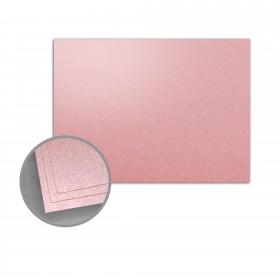 ASPIRE Petallics Mountain Rose Flat Cards - A6 (4 5/8 x 6 1/4) 98 lb Cover Metallic C/2S 400 per Carton