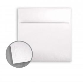 ASPIRE Petallics Snow Willow Envelopes - No. 6 1/2 Square (6 1/2 x 6 1/2) 81 lb Text Metallic C/2S 250 per Box