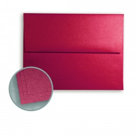 ASPIRE Petallics Wine Cup Envelopes - A6 (4 3/4 x 6 1/2) 81 lb Text Metallic C/2S 250 per Box