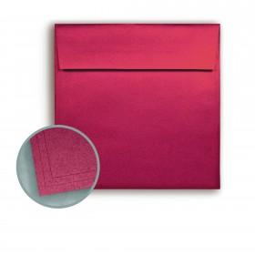 ASPIRE Petallics Wine Cup Envelopes - No. 6 1/2 Square (6 1/2 x 6 1/2) 81 lb Text Metallic C/2S 250 per Box