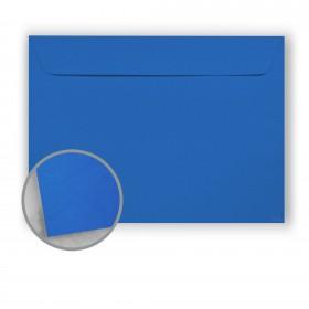 Astrobrights Blast-Off Blue Envelopes - No. 9 1/2 Booklet (9 x 12) 60 lb Text Smooth 500 per Carton