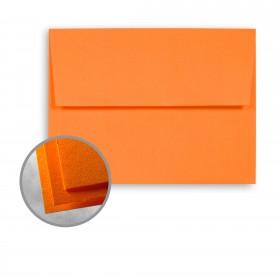 Astrobrights Cosmic Orange Envelopes - A6 (4 3/4 x 6 1/2) 60 lb Text Smooth 250 per Box