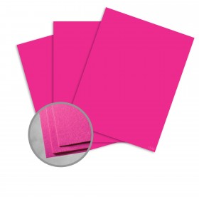 Astrobrights Fireball Fuchsia Paper - 25 x 38 in 60 lb Text Smooth 1000 per Carton