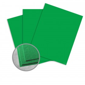 Astrobrights Gamma Green Card Stock - 26 x 40 in 80 lb Cover Smooth  30% Recycled 300 per Carton