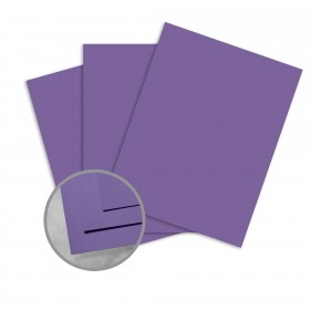 Astrobrights Gravity Grape Paper - 23 x 35 in 60 lb Text Smooth 1000 per Carton