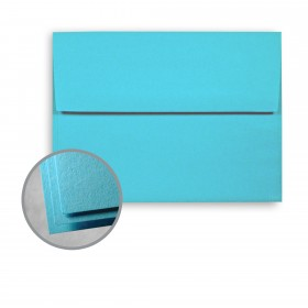 Astrobrights Lunar Blue Envelopes - A2 (4 3/8 x 5 3/4) 60 lb Text Smooth  30% Recycled 250 per Box