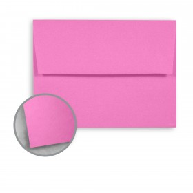 Astrobrights Outrageous Orchid Envelopes - A6 (4 3/4 x 6 1/2) 60 lb Text Smooth 250 per Box
