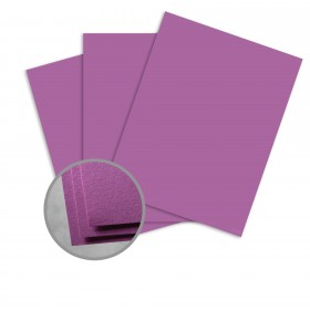 Astrobrights Planetary Purple Card Stock - 35 x 23 in 65 lb Cover Smooth  30% Recycled 500 per Carton