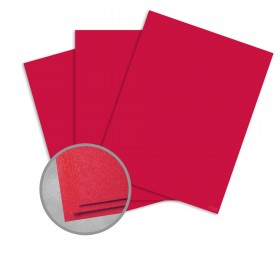 Astrobrights Re-Entry Red Paper - 23 x 35 in 70 lb Text Smooth  30% Recycled 1000 per Carton