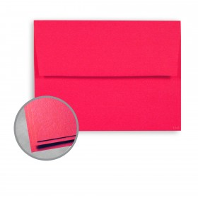 Astrobrights Rocket Red Envelopes - A7 (5 1/4 x 7 1/4) 60 lb Text Smooth 250 per Box