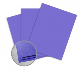 Astrobrights Venus Violet Paper - 8 1/2 x 11 in 60 lb Text Smooth 500 per Ream