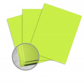 Astrobrights Vulcan Green Paper - 23 x 35 in 60 lb Text Smooth 1500 per Carton