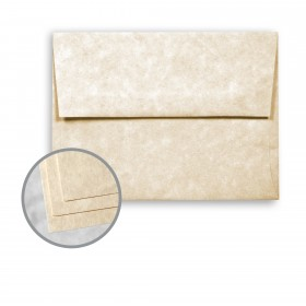 Astroparche Aged Envelopes - A6 (4 3/4 x 6 1/2) 60 lb Text Vellum  30% Recycled 250 per Box