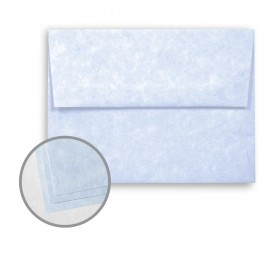 Astroparche Blue Envelopes - A2 (4 3/8 x 5 3/4) 60 lb Text Vellum  30% Recycled 250 per Box