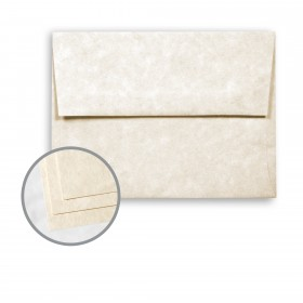 Astroparche Natural Envelopes - A2 (4 3/8 x 5 3/4) 60 lb Text Vellum  30% Recycled 250 per Box