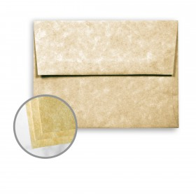 Astroparche Sand Envelopes - A2 (4 3/8 x 5 3/4) 60 lb Text Vellum  30% Recycled 250 per Box
