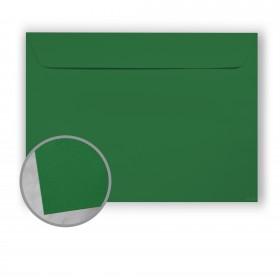 BriteHue Green Envelopes - No. 9 1/2 Booklet (9 x 12) 60 lb Text Vellum  30% Recycled 500 per Carton