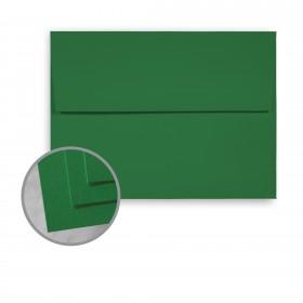 BriteHue Green Envelopes - A7 (5 1/4 x 7 1/4) 60 lb Text Semi-Vellum  30% Recycled 250 per Box