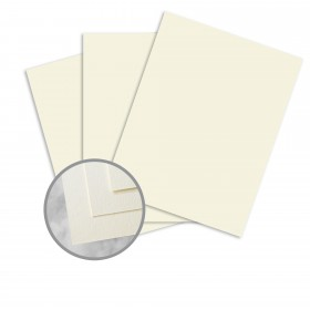 Carnival Ivory Paper - 23 x 35 in 70 lb Text Vellum  30% Recycled 1200 per Carton