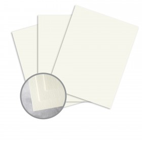 Carnival Soft White Paper - 35 x 22 1/2 in 24 lb Writing Linen  30% Recycled 1200 per Carton