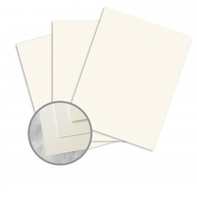 Carnival Soft White Paper - 25 x 38 in 80 lb Text Vellum  30% Recycled 1000 per Carton