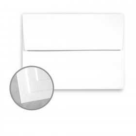 Carnival Stellar White Envelopes - A6 (4 3/4 x 6 1/2) 70 lb Text Smooth 250 per Box