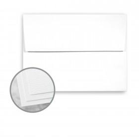 Carnival White Envelopes - A6 (4 3/4 x 6 1/2) 70 lb Text Felt  30% Recycled 250 per Box