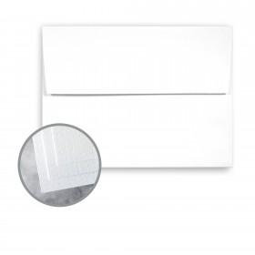 Carnival White Envelopes - A7 (5 1/4 x 7 1/4) 70 lb Text Linen  30% Recycled 250 per Box