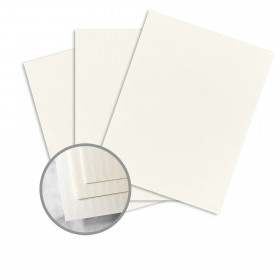 CLASSIC COLUMNS Recycled 100 Natural White Paper - 23 x 35 in 80 lb Text Embossed  100% Recycled 500 per Carton