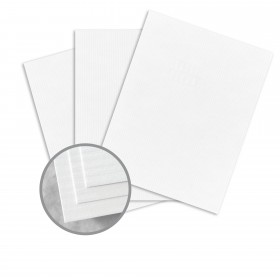 CLASSIC COLUMNS Solar White Paper - 35 x 23 in 24 lb Writing Embossed Watermarked 1000 per Carton