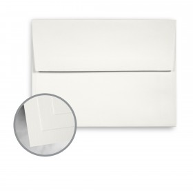 CLASSIC CREST Avon Brilliant White Envelopes - A7 (5 1/4 x 7 1/4) 80 lb Text Smooth 250 per Box