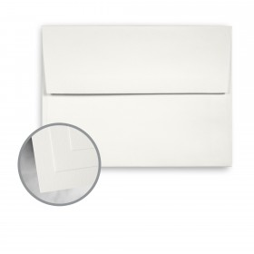 CLASSIC CREST Avon Brilliant White Envelopes - A6 (4 3/4 x 6 1/2) 70 lb Text Super Smooth 250 per Box