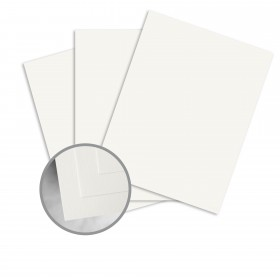 CLASSIC CREST Avon Brilliant White Paper - 12 x 18 in 100 lb Text Smooth Digital 250 per Package