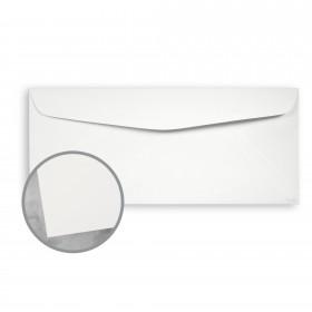 CLASSIC CREST Bare White Envelopes - No. 10 Commercial (4 1/8 x 9 1/2) 80 lb Text Eggshell 500 per Box