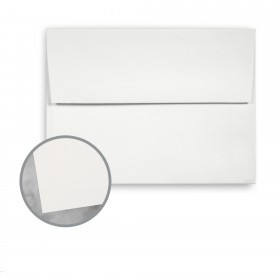 CLASSIC CREST Bare White Envelopes - A2 (4 3/8 x 5 3/4) 80 lb Text Eggshell 250 per Box