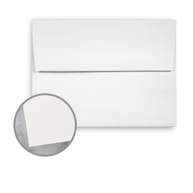 CLASSIC CREST Bare White Envelopes - A7 (5 1/4 x 7 1/4) 24 lb Writing Smooth Watermarked 250 per Box