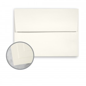 CLASSIC CREST Classic Natural White Envelopes - A7 (5 1/4 x 7 1/4) 70 lb Text Super Smooth 250 per Box